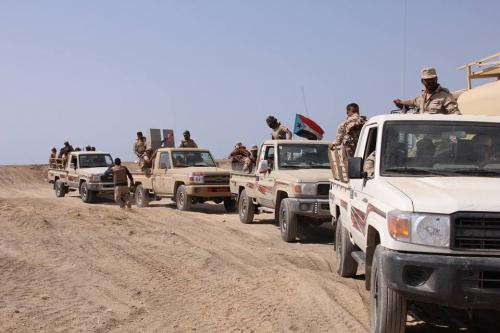 أسر قياديين حوثيين خلال المعارك في أطراف مديرية حيس (أسماء)