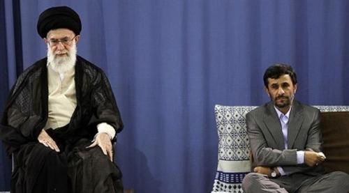 إيران: خامنئي يتهم نجاد برعاية الاحتجاجات