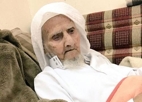 وفاة السعودي الذي عاش 147 عاماً ولم يزر مطعماً أو مستشفى