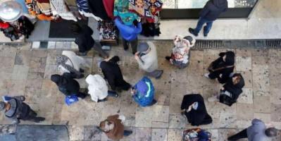 انتفاضة الشعب الإيراني.. وأمة الفقراء المتسولين