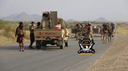 تقدم لقوات العمالقة وغارات لطيران التحالف شمال جسر عرفان وتدمير تعزيزات حوثية