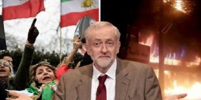 """هل اشترت طهران صمت زعيم """"العمال"""" البريطاني"""