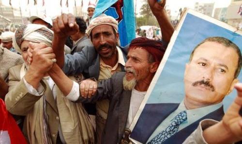 """حزب المؤتمر يبدأ بالتشظي قبل حلول أربعينية مؤسسه """"صالح"""""""