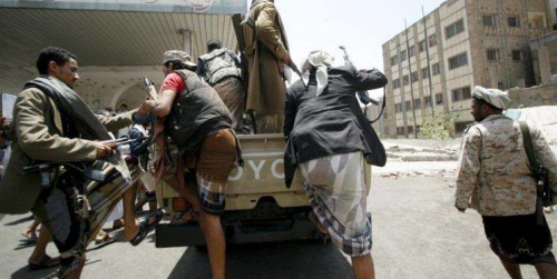 مقتل طفل وإصابة آخرين بانفجار لغم زرعه الحوثيون  قبل انسحابهم من المخدرة بمأرب