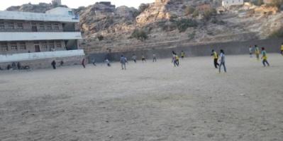 فريق الفقيد طاهر راشد يغلب فريق الفقيد عباس سفيان في ثاني مباريات دوري الفقيد احمد المصري