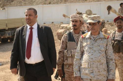 حضرموت : المؤسسة الاقتصادية تدعم المنطقة العسكرية الثانية بسيارات ومجمع المحاكم بالتجهيزات