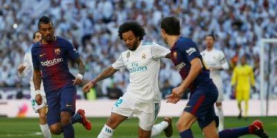 مارسيلو الحلقة الأضعف في دفاعات ريال مدريد