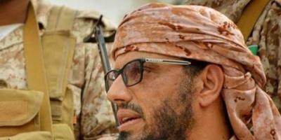 بن بريك  يزور مكتب الجرحى بالعاصمة المصرية القاهرة ويتكفل بعلاج الفنان عبدالكريم توفيق