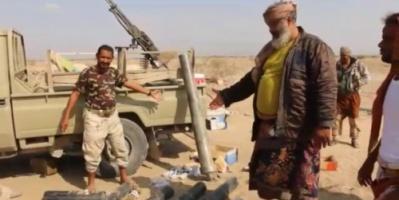 الجيش الوطني يحرر أول مناطق الجوف « برط العنان»
