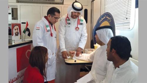 أطباء الإمارات يطلقون مليون ساعة عطاء للتخفيف من معاناة المرضى