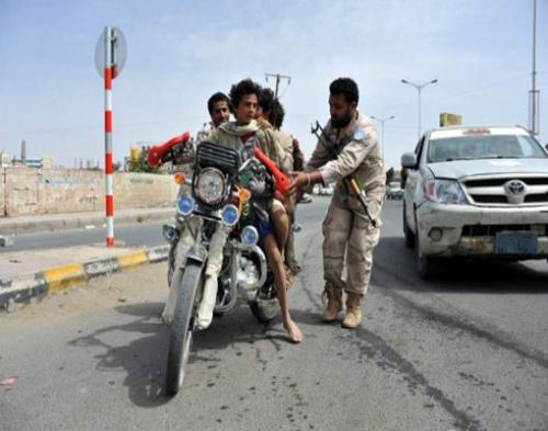النخبة الشبوانية تحضر الدراجات النارية بعدد من مديريات المحافظة