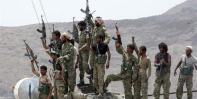 مصرع 25 حوثيًا وأسر ثمانية آخرين في مواجهات عنيفة بالبيضاء