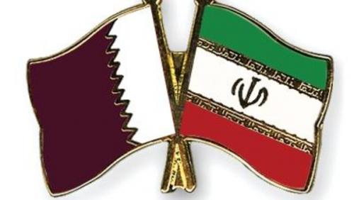 """تنسيق قطري إيراني مستمر.. و""""كيش"""" تتحول لجسر اقتصادي"""