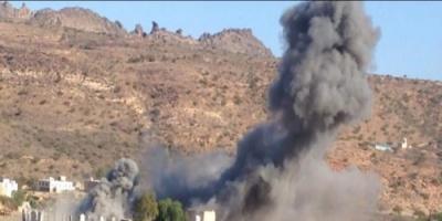 مقتل وإصابة ستة حوثيين في انفجار لغم بمريس