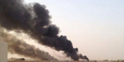 مقتل وإصابة العشرات من مسلحي الحوثي بمعارك وقصف لمقاتلات التحالف العربي في حجة