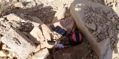 """"""" النخبة الحضرمية"""" تقتل 4 من القاعدة في اشتباكات بدوعن وتفكك عبوات ناسفة وقذائف مدفعية (صور)"""