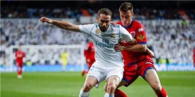 ريال مدريد يغرق في موجة التعثرات ويتعادل مع نومانسيا