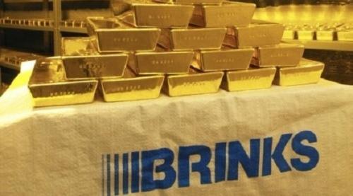 أمريكا: سرقة شحنة ذهب بـ 13 مليون دولار من شركة برينكس للأمن