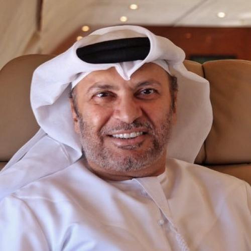 قرقاش ينفي صحة مزاعم قطر حول انتهاك الإمارات لمجالها الجوي