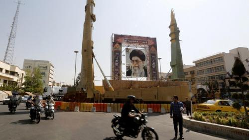 أميركا تفرض عقوبات على 14 كياناً إيرانياً ورئيس القضاء