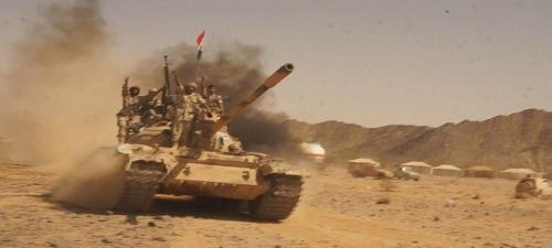 الجيش يتقدم بصعدة.. وقيادات الحوثي تتهاوى