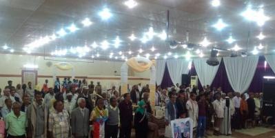 القيادة المحلية بمحافظة لحج تعقد اجتماعها التأسيسي