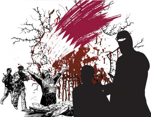 سالم جابر داعية الإرهاب القطري في ليبيا