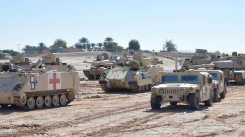 انطلاق أكبر تمرين عسكري إماراتي أميركي