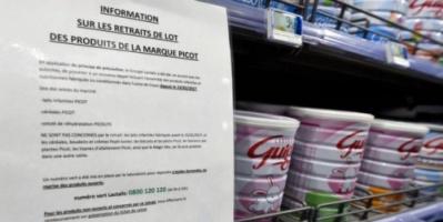 """""""تضرر 83 دولة"""" من حليب أطفال مجفف ملوث بالسالمونيلا تنتجه شركة فرنسية"""