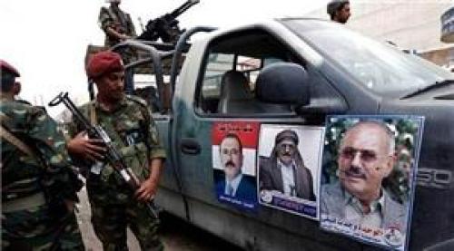"""اليمن: """"مؤتمريون"""" يُصفّون زعيماً قبلياً موالياً للحوثيين في صنعاء"""