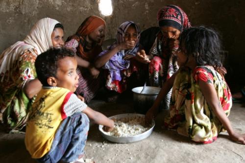 الأمم المتحدة: 8.4 مليون يمني على بعد خطوة واحدة من المجاعة
