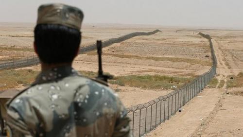 التحالف يدك مواقع لميليشيا الحوثي قبالة الحدود السعودية