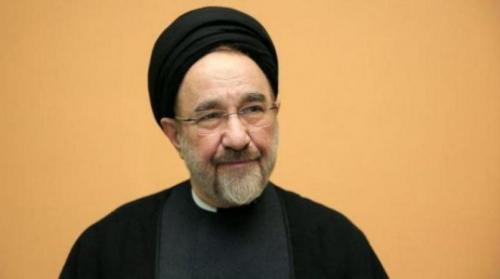 خاتمي يدعو النظام الإيراني لتحقيق مطالب الشعب وعدم إذلاله