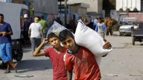 الخارجية: أميركا لن تصرف مساعدات غذائية للفلسطينيين