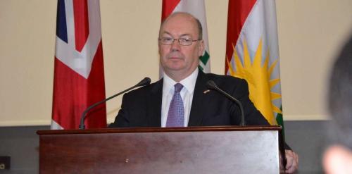 وزير شئون الخارجية البريطانية : سنواصل دعمنا لجهود قوات التحالف في اليمن