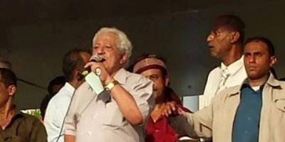 وفاة القيادي البارز في الحراك الجنوبي د . صالح يحيى سعيد بعدن اثر ذبحة صدرية