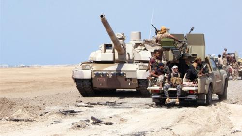 مقاومة البيضاء تصد أشرس هجوم للحوثيين في جبل الشبكة