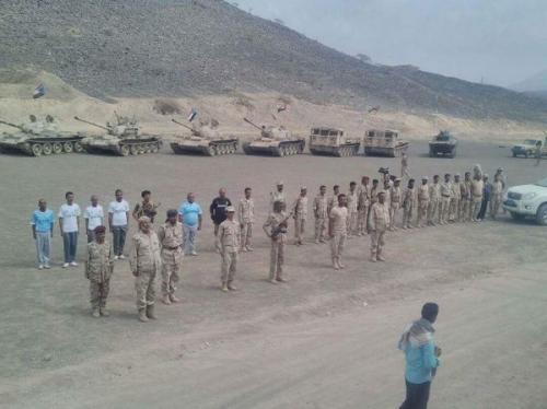 قوات المقاومة والحراك الجنوبي في ردفان يعلنان تأييدهما لمخرجات اجتماع قوات المقاومة الجنوبية بالعاصمة عدن