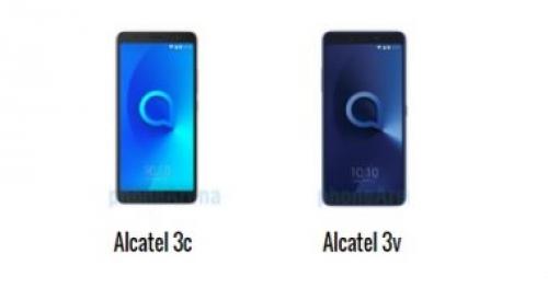 أبرز الاختلافات بين هاتفى Alcatel 3v و Alcatel 3c