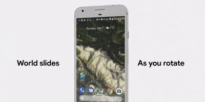 Skyline تطبيق أندرويد جديد يحول خلفية شاشة الهاتف إلى خريطة حية