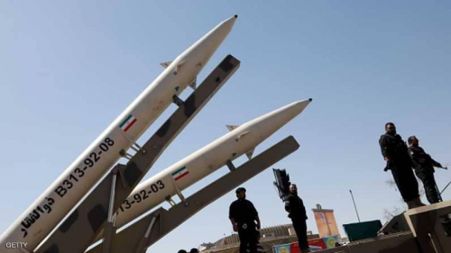 صواريخ إيران وأنشطة إيران التخريبية في الإقليم تقلق أوروبا
