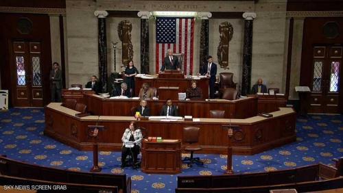 أميركا.. إقرار مشروع قانون ينهي إغلاق الحكومة الاتحادية
