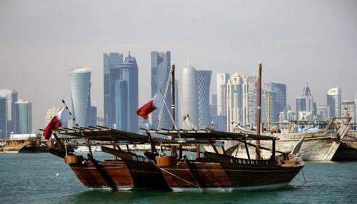 هبوط الاستثمار الأجنبي المباشر في قطر