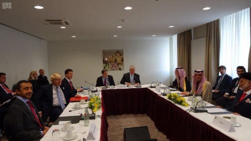 """الخارجية البريطانية: اللجنة """" الرباعية"""" بشأن اليمن تجتمع اليوم في لندن"""