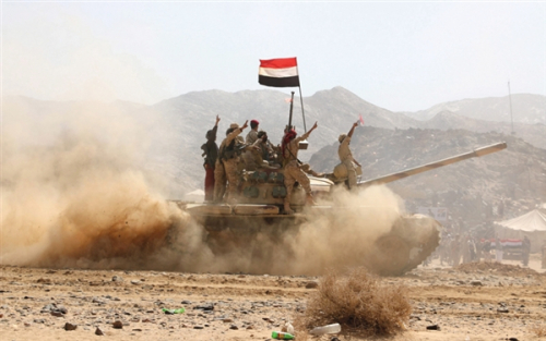 الجيش يسيطر على كافة المنافذ البرية بمحافظة صعدة ويعزل الميليشيات