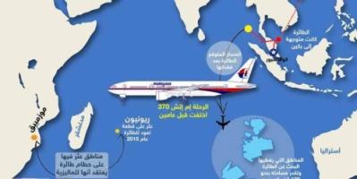 """انطلاق رحلة البحث """"الأخيرة"""" عن الطائرة الماليزية"""