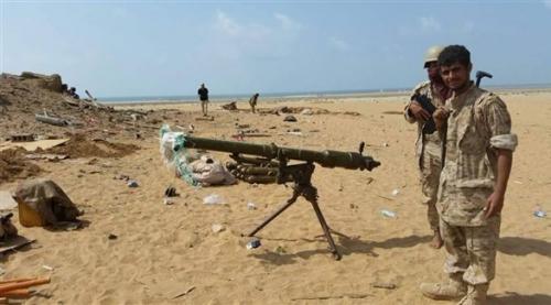 الجيش الوطني  يتقدم نحو مواقع جديدة في صعدة
