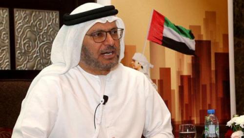 """قرقاش: رغم الإنفاق القطري السخي أزمة الدوحة تبقى """"ثانوية"""""""