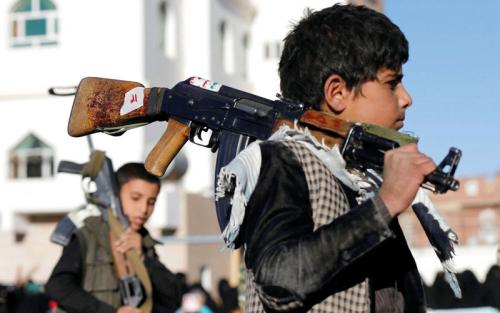 الميليشيات تكثف حملات التجنيد الإجباري في الحديدة
