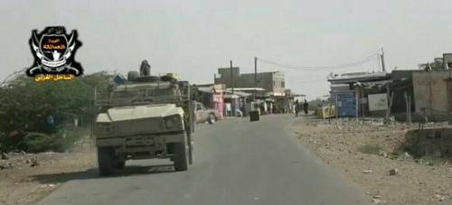 مقاومة الساحل الغربي تعثر على غنائم ومساعدات انسانية كانت تحتجزها مليشيات الحوثي في النجيبة